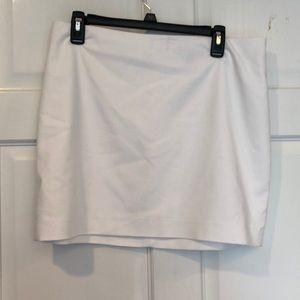 NEW White pencil skirt- Express size 12
